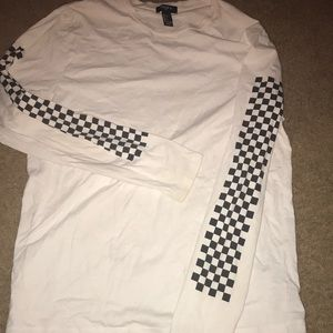 Forever 21 checked Long Sleeve